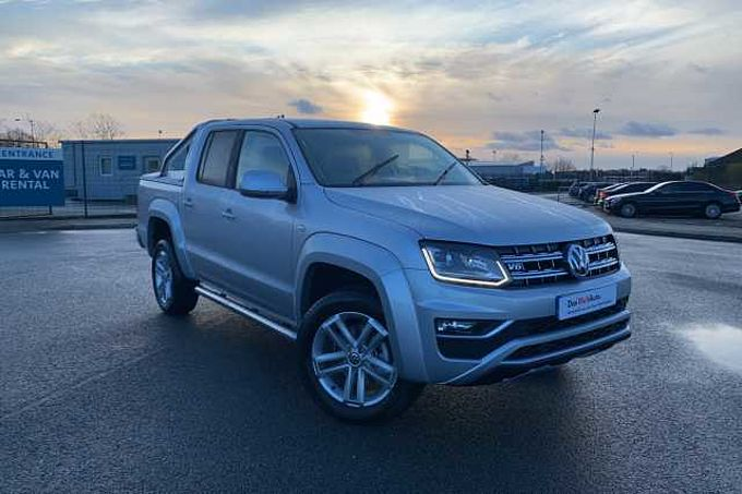 Volkswagen Amarok Highline 3.0TDI V6 204PS Highline 4M PickUp - Big Spec - DEL MILES