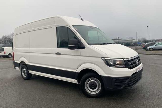 Volkswagen Crafter 2.0TDI (140PS) CR35 MWB Panel Van Startline 4Motion