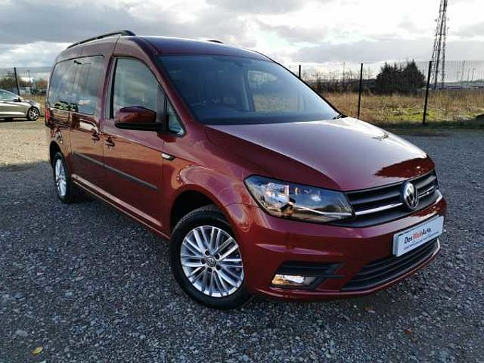Volkswagen Caddy Maxi Life C20 Diesel Estate 2.0 TDI 5dr DSG - £500 Contribution*
