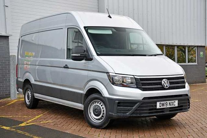Volkswagen Crafter 2.0TDI 102PS CR35 MWB Startline P/Van BUSINESS PACK