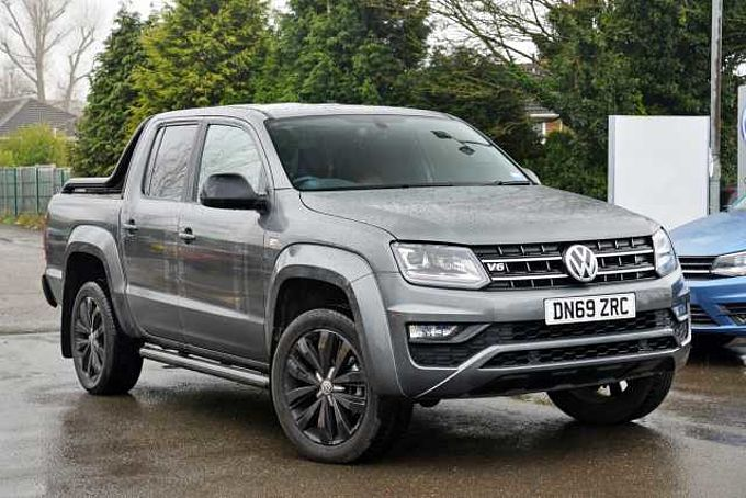 Volkswagen Amarok BLACK EDITION 3.0TDI V6 204PS Highline 4M AUTO