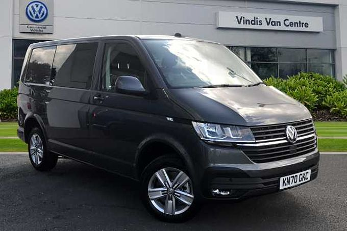 Volkswagen Transporter T32 Kombi Highline SWB 150 PS 2.0 TDI 6sp Manual
