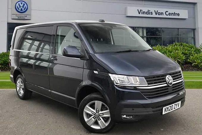 Volkswagen Transporter T32 Panel van Highline SWB 150 PS 2.0 TDI 6sp Manual