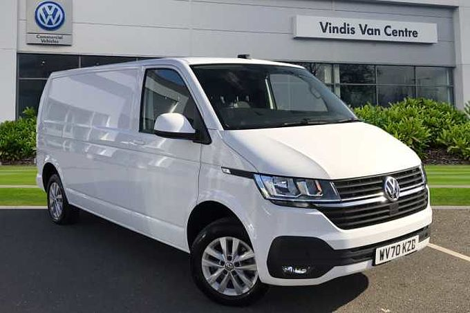 Volkswagen Transporter Panel van Highline LWB 110 PS 2.0 TDI 5sp Manual