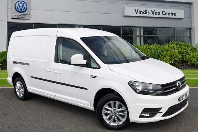 Volkswagen Caddy Maxi Panel van Highline Maxi EU6 102 PS 2.0 TDI BMT 5sp Manual
