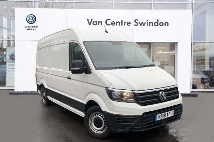 Volkswagen Crafter Panel Van 2017 2.0TDI 140PS EU6 CR35MWB Trendline