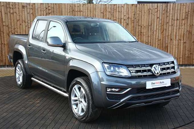 Volkswagen Amarok Highline 3.0 V6 258 PS