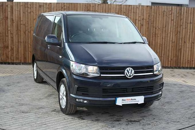 Volkswagen Transporter Highline swb panel van eu6 150ps