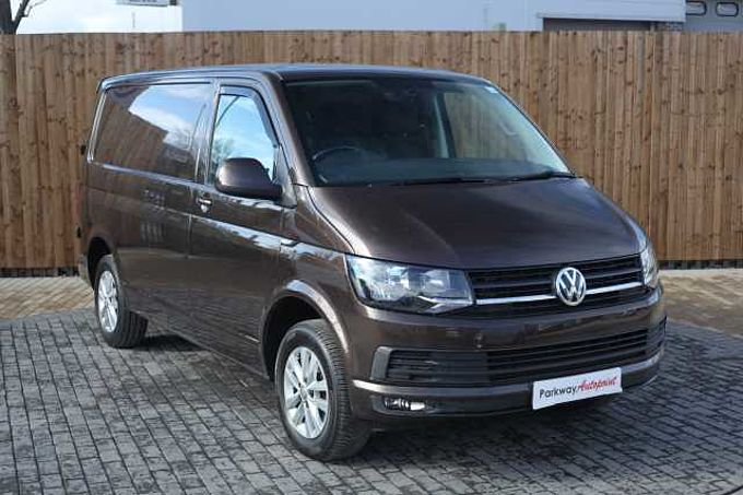 Volkswagen T28 Highline Panel Van SWB EU5 140 PS 2.0 TDI BMT 6 SP Manual