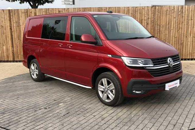 Volkswagen Transporter T6.1 T32 Highline Kombi 2.0TDI 150PS EU6 BMT SWB ( Twin Sliding Doors )