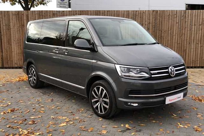 Volkswagen Caravelle Executive 4 Motion SWB 2.0BiTDI 199PS EU6 7SP DSG