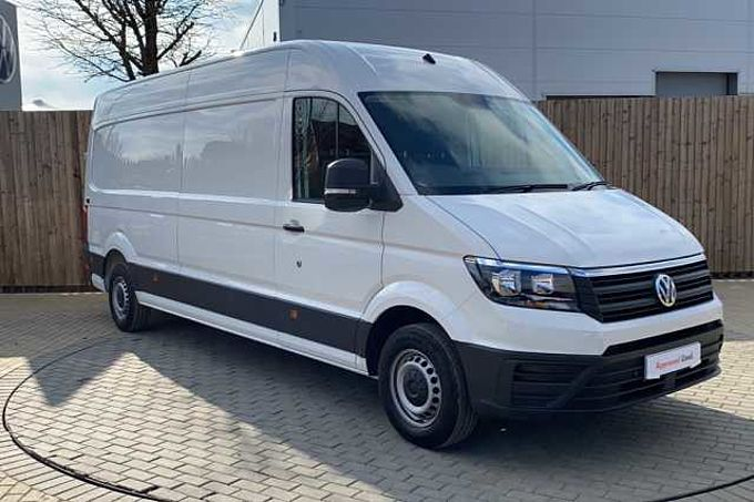 Volkswagen Crafter Trendline CR35 2.0TDI 140PS LWB ( BUSINESS )
