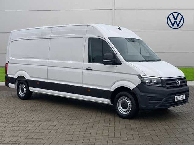 Volkswagen Crafter 2.0 TDI 140Ps Trendline High Roof Van
