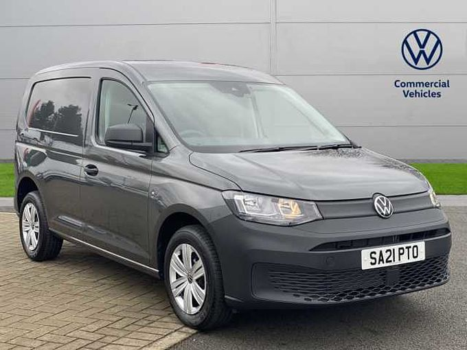 Volkswagen Caddy 2.0 TDI 102Ps Commerce Van