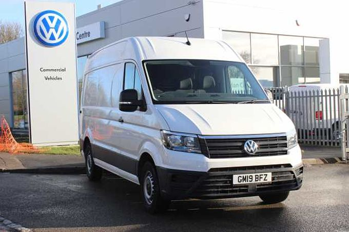 Volkswagen Crafter Cr35 Mwb Diesel 2.0 TDI 140PS Trendline Business Pack