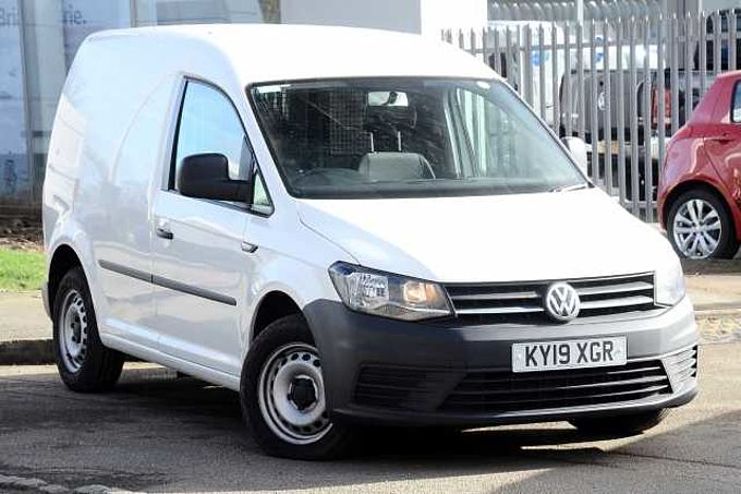Volkswagen Caddy 2.0 TDI (102PS) C20 Startline With Business Pack