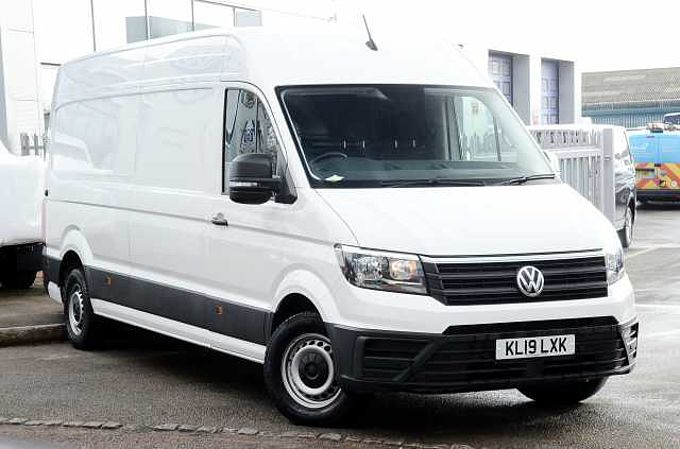 Volkswagen Crafter Cr35 Lwb Diesel 2.0 TDI 140PS Trendline Business Pack