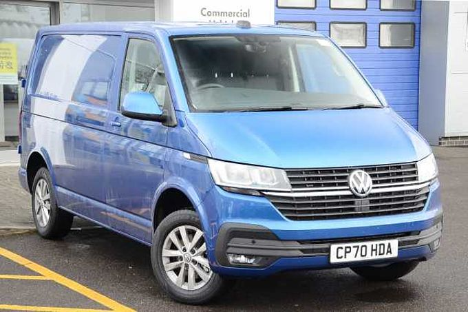 Volkswagen Transporter T28 Swb Diesel 2.0 TDI 150 Highline Van SWB 6Spd Manual