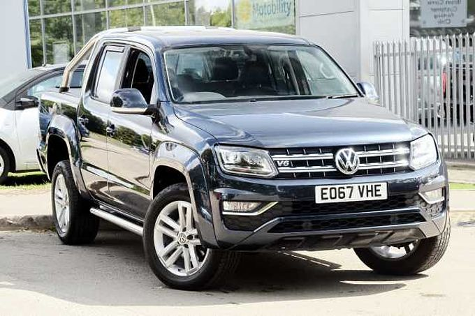 Volkswagen Amarok Highline 3.0 V6TDI 224PS EU6BMT 4M Per P-Up V6 FOR THIS PRICE!!!