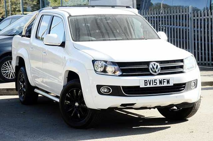 Volkswagen Amarok 2.0BiTDi 180 Highline BMT 4MOTION Pick-Up Nice upgrades!!