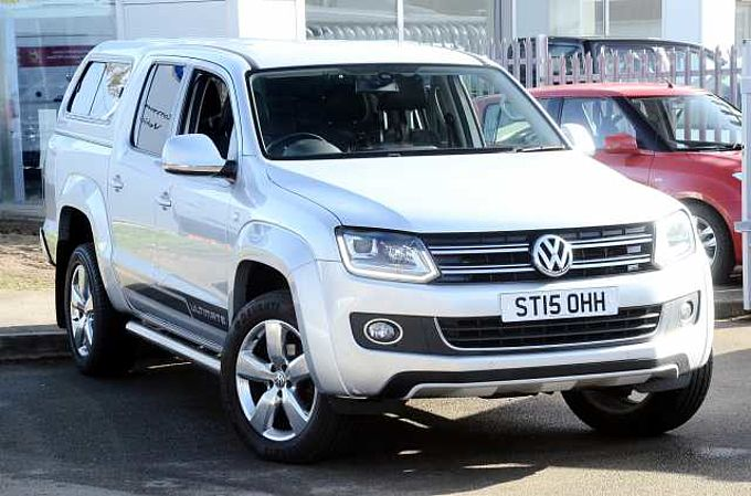 Volkswagen Amarok 2.0BiTDi 180PS Ultimate 4MOTION Per Pick-Up Limited Edition!!!