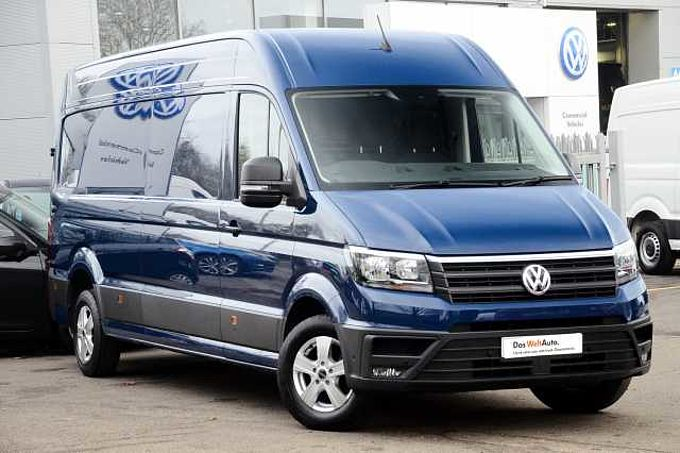 Volkswagen Crafter PV 2017 2.0TDI 140PS EU6 CR35LWB Highline!!!!!