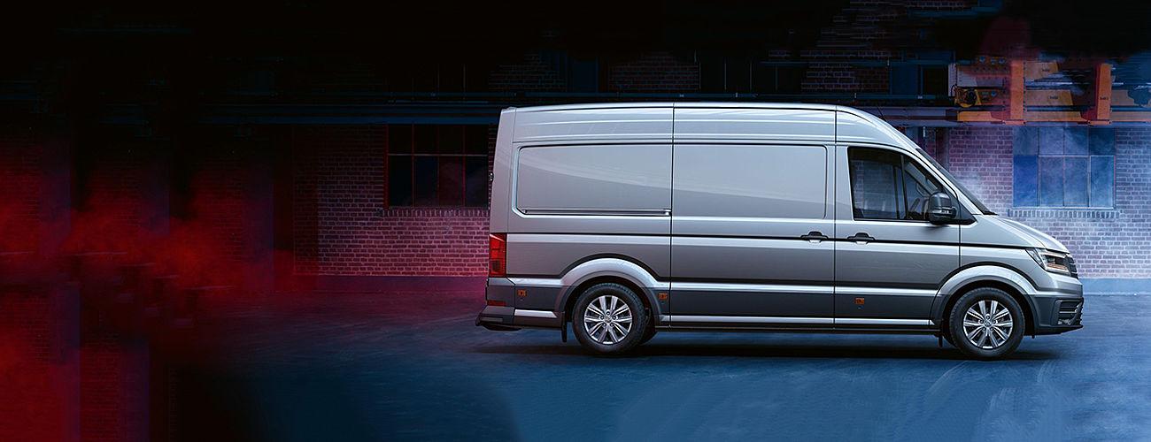 26ad5ddff8 Used Volkswagen Crafter Vans for Sale