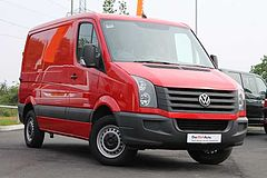 Volkswagen Crafter 2.0TDI (109PS)(EU6) CR30 BMT SWB Panel Van