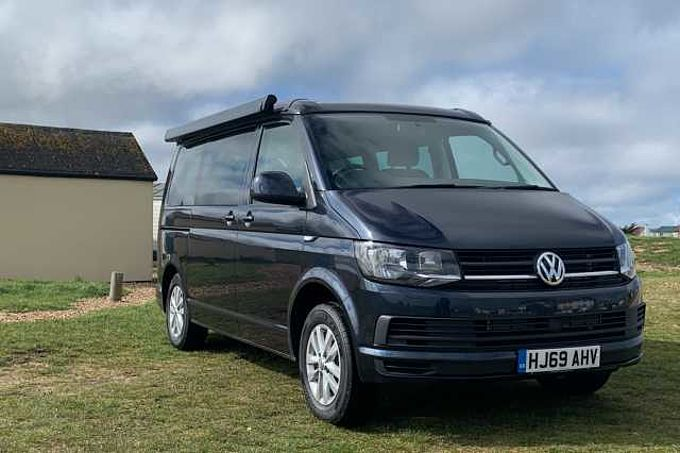 Volkswagen California Diesel Estate 2.0 TDI Beach 150 5dr DSG with Programmable parking heater and SAT NAV