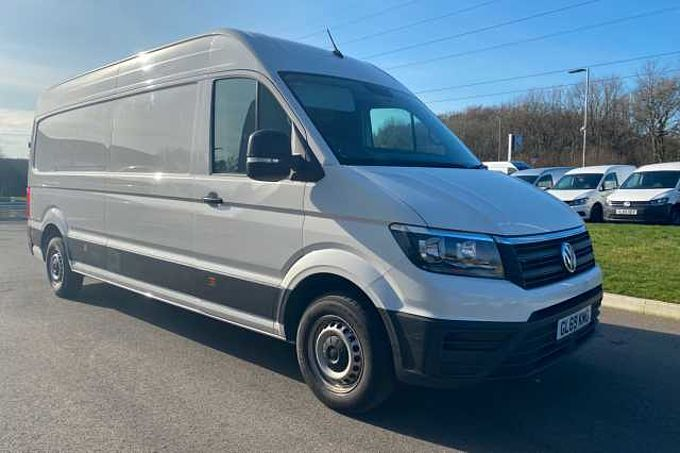 Volkswagen Crafter CR35 Panel van Startline LWB 140 PS 2.0 TDI 6sp Manual FWD (Business Pack)