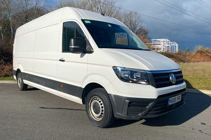 Volkswagen Crafter CR35 Panel van Trendline LWB 140 PS 2.0 TDI 6sp Manual FWD (Business Pack)
