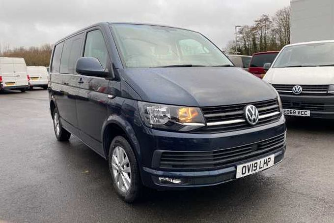 Volkswagen Transporter 2.0TDI (150PS)Eu6 T30 Highline SWB PV (6 Seats)