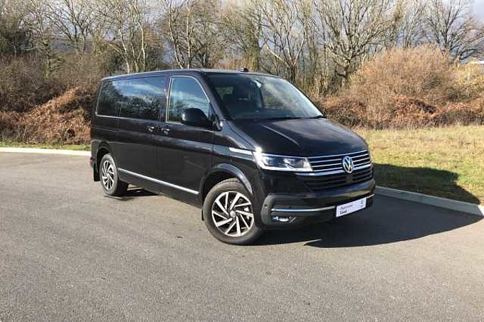 Volkswagen Caravelle Executive SWB 150 PS 2.0 TDI 7sp DSG