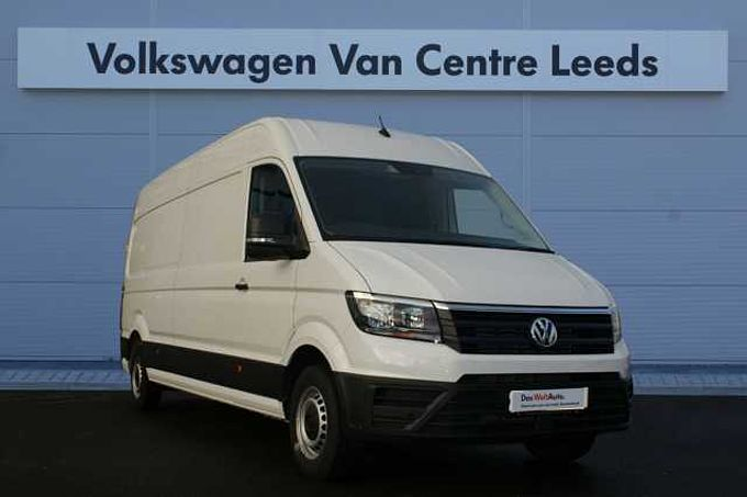 Volkswagen Crafter PV 2017 2.0TDI 140PS EU6 CR35LWB Trendline *AIR CON*FRONT & REAR PARKING SENSORS