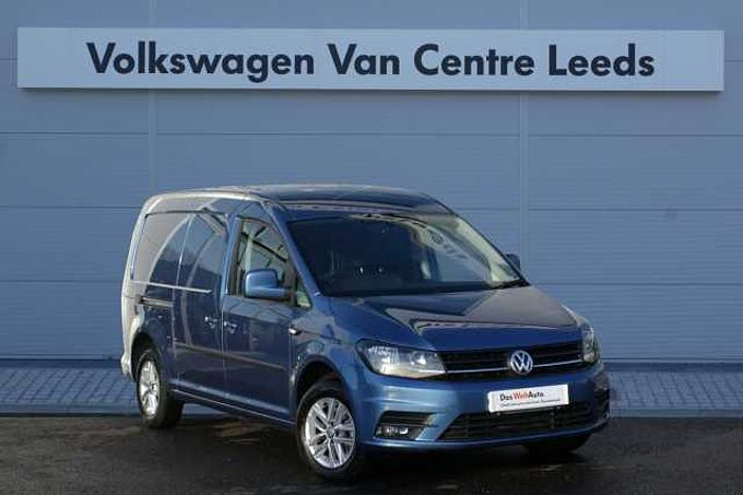 Volkswagen Caddy Maxi Panel Van 2.0 TDI C20 Highline *HEATED WINDSCREEN* AIR CON*