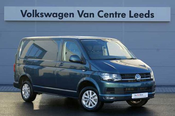 Volkswagen Transporter PV 2.0TDI 150PS Eu6 T28 Highline SWB *AIR CON*HEATED WINDSCREEN*