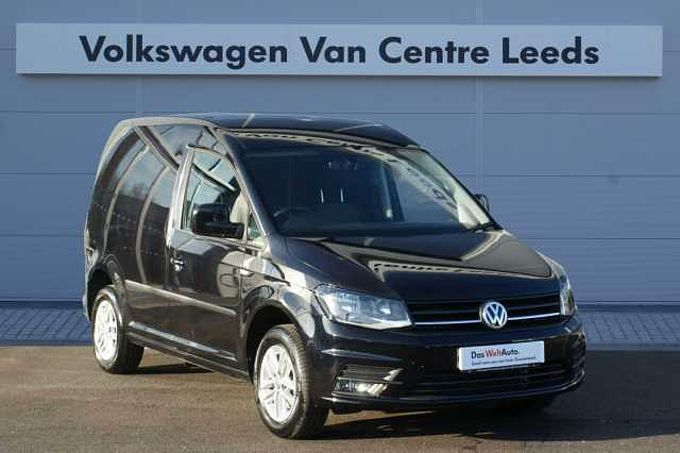 Volkswagen Caddy 2.0 TDI 102PS C20 Highline Panel Van *AIR CON*HEATED WINDSCREEN*