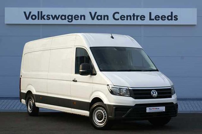 Volkswagen Crafter PV 2017 2.0TDI 140PS EU6 CR35 LWB Trendline *AIR CON*PARKING SENSORS
