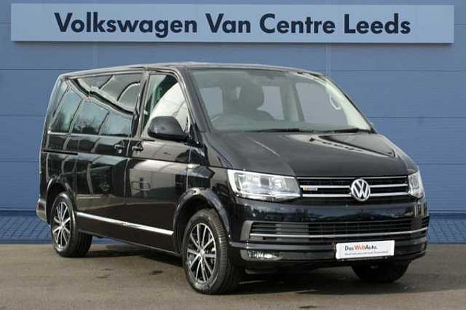 Volkswagen Caravelle Executive 4Motion SWB 2.0TDI 204PS DSG *HEATED SEATS*ELECTRIC DOORS*