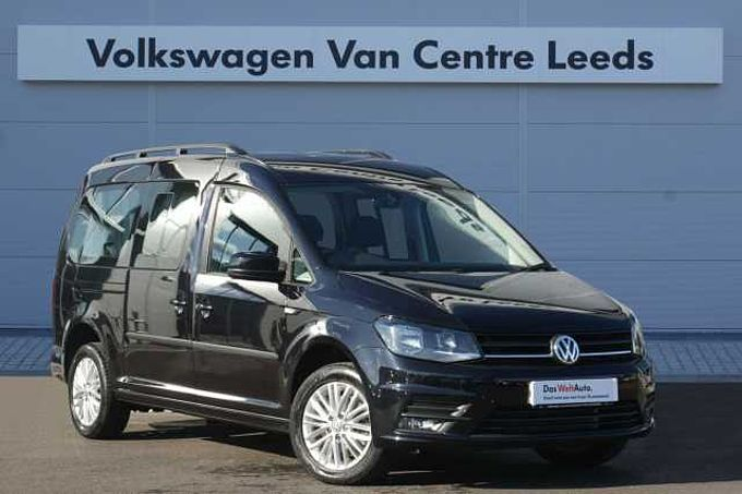 Volkswagen Caddy Maxi Life C20 Diesel Estate 2.0 TDI 150 5dr DSG *SAT NAV*PARKING SENSORS*