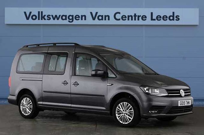 Volkswagen Caddy Maxi Life C20 Diesel Estate 2.0 TDI 5dr 150PS DSG