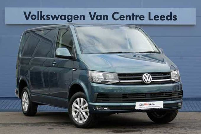 Volkswagen Transporter 2.0TDI 150ps T28 Highline BMT SWB PV *TAILGATE*PARKING SENSORS*