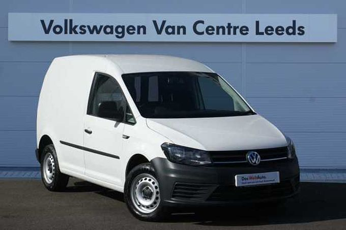 Volkswagen Caddy Startline 2.0TDI EU6 102PS *AIR CON*PARKING SENSORS*