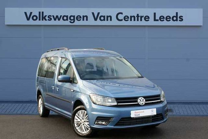 Volkswagen Caddy Maxi Life Caddy Maxi Life 2.0TDI DSG 102PS *REAR PARKING SENSORS*AIR CON*