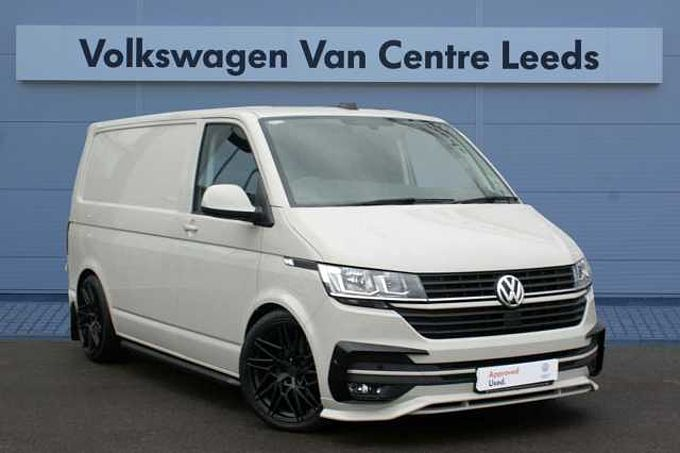 Volkswagen Transporter 2.0TDI 150ps T28 Highline BMT SWB PV *FULL LEATHER INTERIOR*