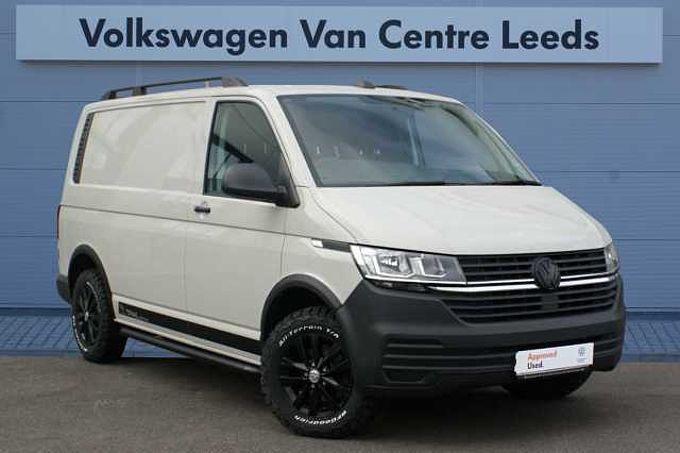 Volkswagen Transporter 2.0TDI 110ps T28 Swamper SWB PV Trail Edition *AIR CON*REAR PARKING SENSORS*
