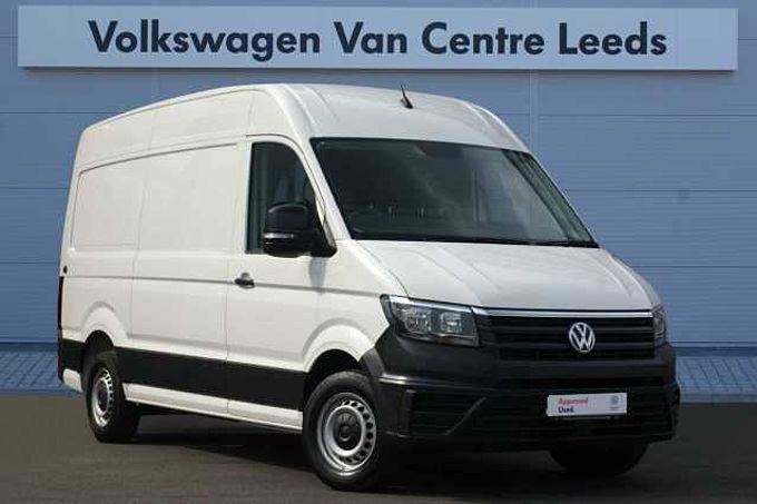 Volkswagen Crafter 2.0TDI 140PS Eu6 CR35 MWB Trendline *AIR CON*PARKING SENSORS*