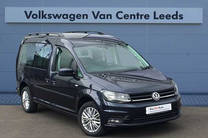 Volkswagen Caddy Maxi Life 2.0 TDI 150PS EU6 7 Seats *DSG SAT NAV*AIR CON* REAR SENSORS*