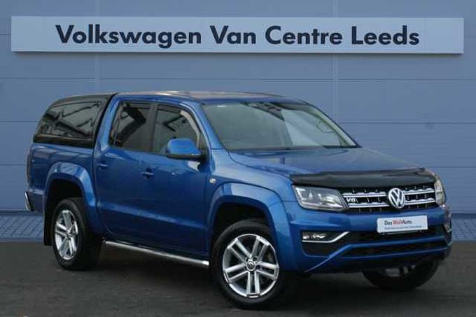Volkswagen Amarok Highline 3.0 V6TDI 224PS EU6 4M *SAT NAV*APP CONNECT*