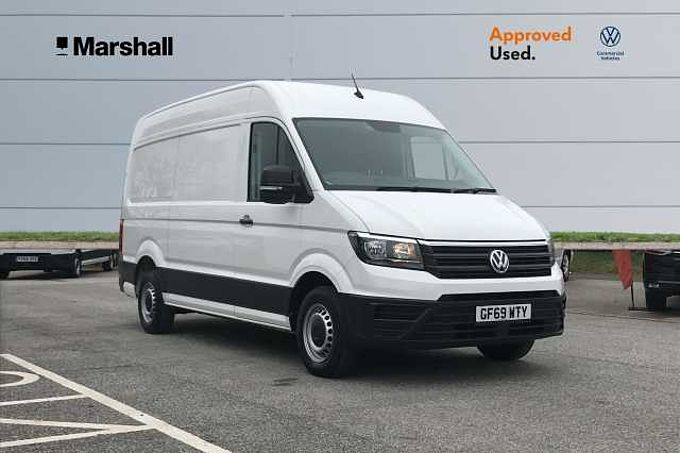 Volkswagen Crafter CR35 MWB 2.0TDI 140PS